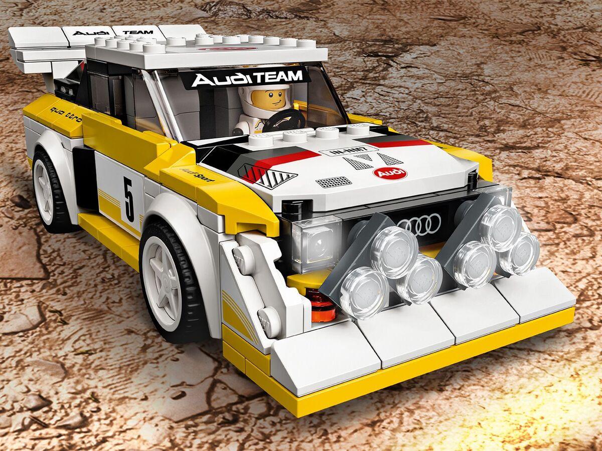 Bild 3 von LEGO® Speed Champions 76897 »1985 Audi Sport quattro S1«
