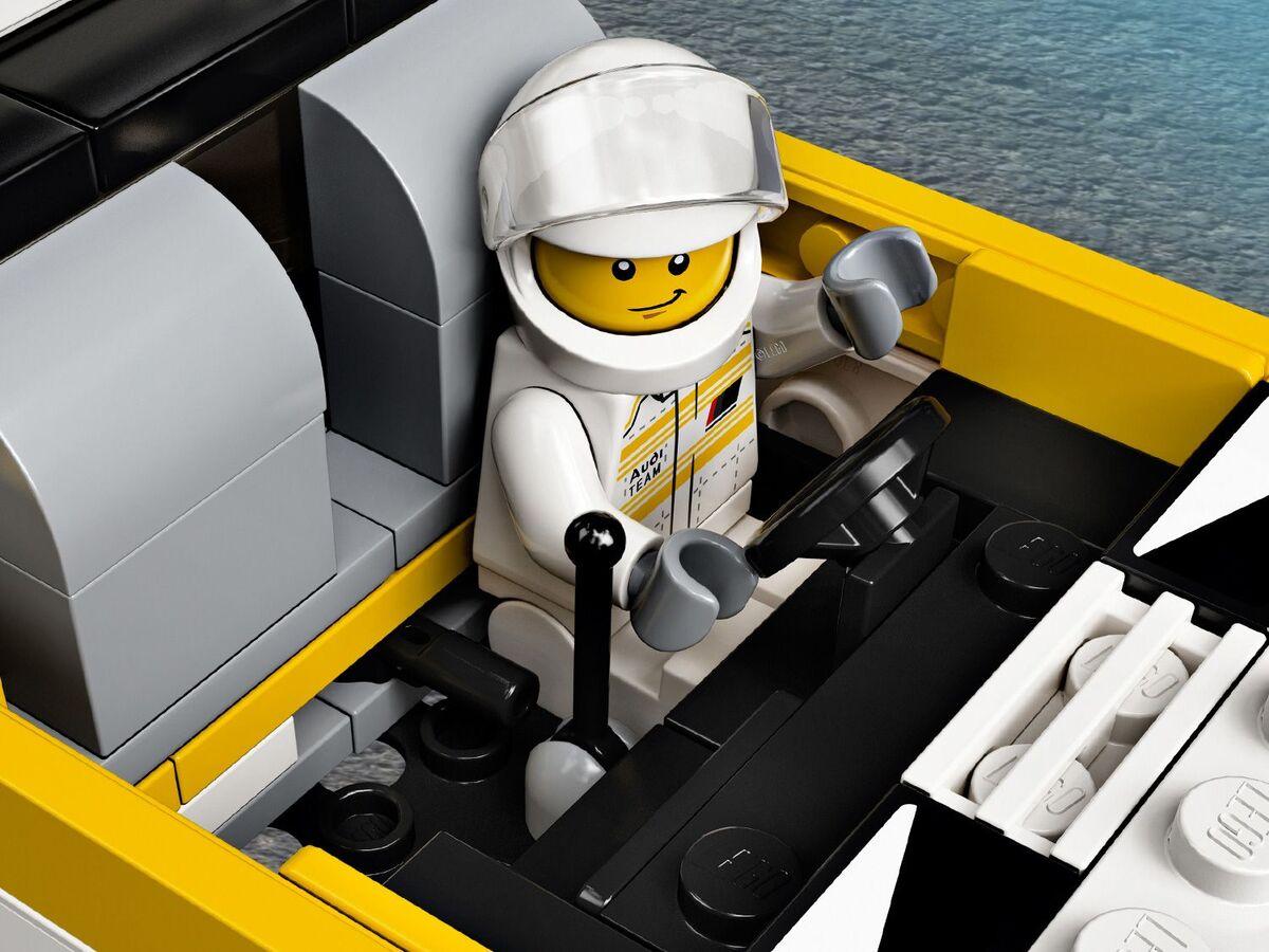 Bild 4 von LEGO® Speed Champions 76897 »1985 Audi Sport quattro S1«