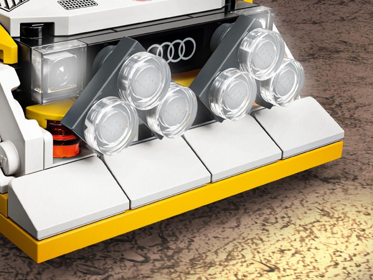Bild 5 von LEGO® Speed Champions 76897 »1985 Audi Sport quattro S1«