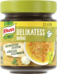 Knorr Delikatess-Brühe oder -Bouillon