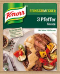 Knorr Feinschmecker- oder Spaghetteria-Saucen