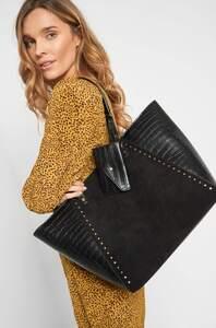 Shopper mit Portemonnaie
