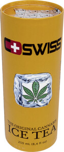 CSwiss The Original Cannabis Ice Tea 250ml