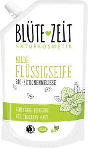 Blüte-Zeit Milde Flüssigseife Bio-Zitronenmelisse 300ML