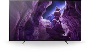 """KD-55A87 139 cm (55"""") OLED-TV schwarz / B"""