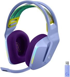 G733 LightSpeed Gaming Headset lila