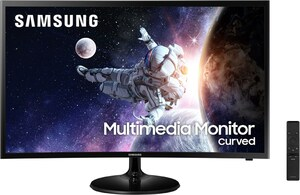 "C32F39MFUU 80 cm (32"") Gaming Monitor schwarz"