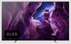 Sony OLED TV KD65A87 ,  164 cm (65 Zoll), UHD, WLAN, Bluetooth, PVR, Twin Triple Tuner