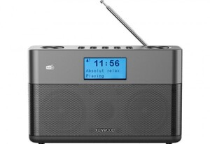 Kennwood Heimradio CRST50DABB ,  DAB+/UKW-RDS, AUX, Bluetooth