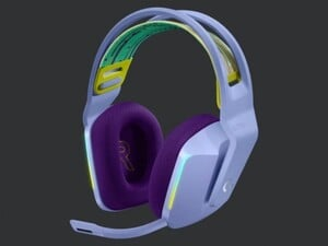 Logitech Headset G G733 ,  universal, Surround, Mikrofon