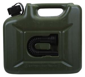 Aroso Benzin Kanister 10 l - Nato-grün