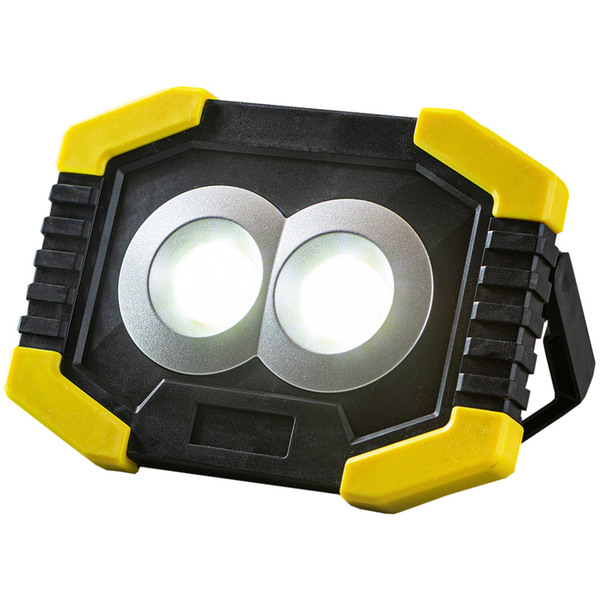 Goodlight LED-Arbeitsfluter 2 in 1 - Gelb