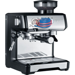Graef ESM 802 Siebträger-Espressomaschine milegra