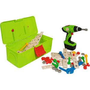 Eichhorn Constructor-Set Werkzeugbox, 70-teilig