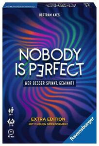 Ravensburger Nobody is Perfect Extra Edition