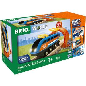 BRIO Smart Tech Sound Lok, mit Aufnahmefunktion