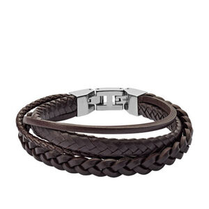 """Fossil Herren Armband Vintage Casual """"JF03190040"""""""