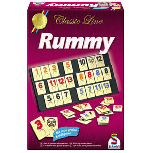 Schmidt Spiele Classic Line my Rummy
