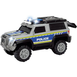 Dickie Toys Action Series Police SUV