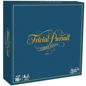"Hasbro Gaming Gesellschaftsspiel ""Trivial Pursuit"""