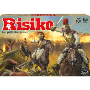 "Hasbro Gaming Gesellschaftsspiel ""Risiko Refresh"""