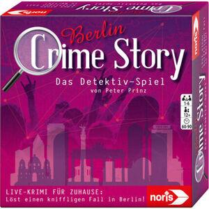 "Noris Detektiv-Spiel Crime Story ""Berlin"""