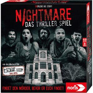 Noris Nightmare - Das Thriller-Spiel
