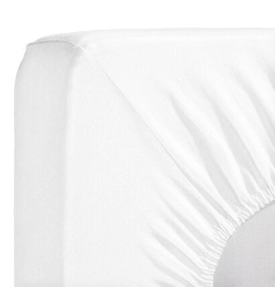 Bild 2 von Galeria Selection Spannbetttuch, reine Baumwolle, Jersey, 100 x 200 cm