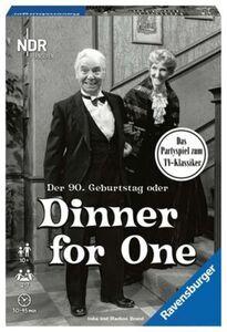 Ravensburger Der 90. Geburtstag oder Dinner for One