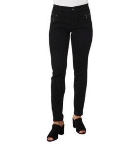 Angels Malu Zip Jeans, Slim Fit, Ziptaschen, für Damen