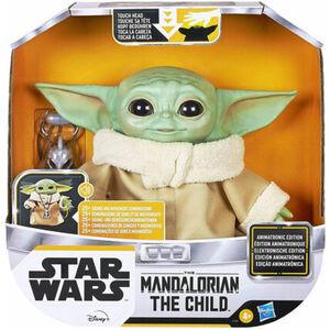 "Hasbro Star Wars: The Mandalorian, The Child, ""Baby Yoda"" Animatronic Figur"