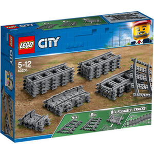 LEGO® City - 60205 Schienen