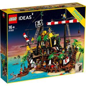 LEGO® Ideas - 21322 Piraten der Barracuda-Bucht