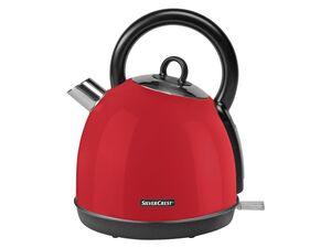 SILVERCREST® Wasserkocher  »SWKC 2400 C2«, 1,8 l Volumen, Edelstahlgehäuse, 2400 Watt