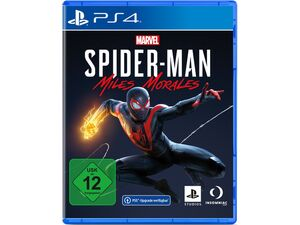Sony Interactive Entertainment Marvel's Spider-Man: Miles Morales - Konsole PS4