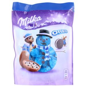Milka Weihnachtskugeln Oreo
