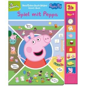 Peppa Pig Soundbuch Spiel mit Peppa