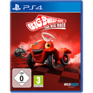 Bobby Car - THE BIG RACE für PlayStation 4 online