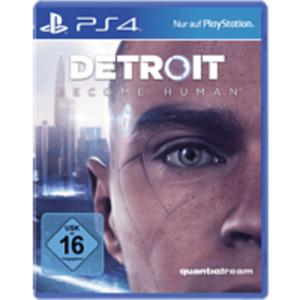 Detroit Become Human für PlayStation 4 online