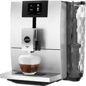 JURA ENA 8 Kaffeevollautomat in Massive Aluminium