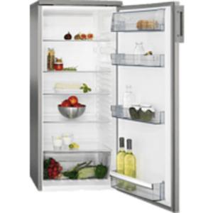 AEG RKB52512AX - 933 009 721  Kühlschrank (A+, 130 kWh/Jahr, 1250 mm hoch, Edelstahl/Silber)