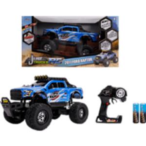 DICKIE TOYS RC 2017 Ford F-150 Raptor, R/C Spielzeugauto, Blau