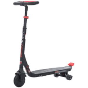 ROLLPLAY Rollplay Wave Catcher Kinder E-Scooter, Rot/Schwarz