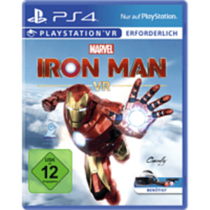 Marvels Iron Man VR [PlayStation 4]