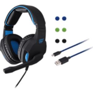 ISY ICB-1000  PS4 Spielset 3in1, Schwarz/Blau