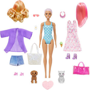 """Barbie Color Reveal Anziehpuppe """"Ultimate"""" mit 25 Überraschung"""