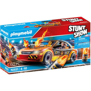 PLAYMOBIL® Stuntshow - Crashcar 70551