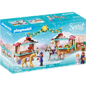 PLAYMOBIL® Spirit Riding Free - Weihnachten in Miradero 70395