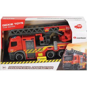 """Dickie Toys SOS Feuerwehrauto """"Feuerwehr Drehleiter"""""""