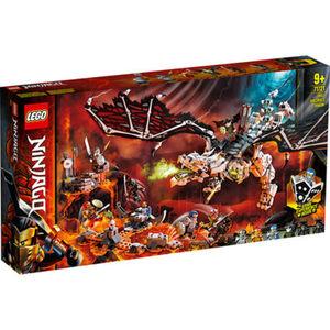 LEGO® Ninjago - 71721 Drache des Totenkopfmagiers